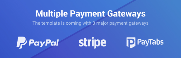 Gigs Payment Gateways
